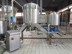 Impianto di filtrazione a farina fossile Velo - Lotto 3 (Asta 6027)