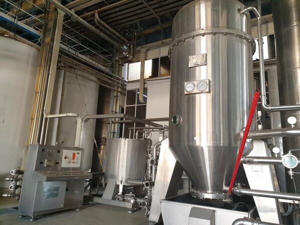 4#6027 Impianto di filtrazione a farina fossile Velo in vendita - foto 3