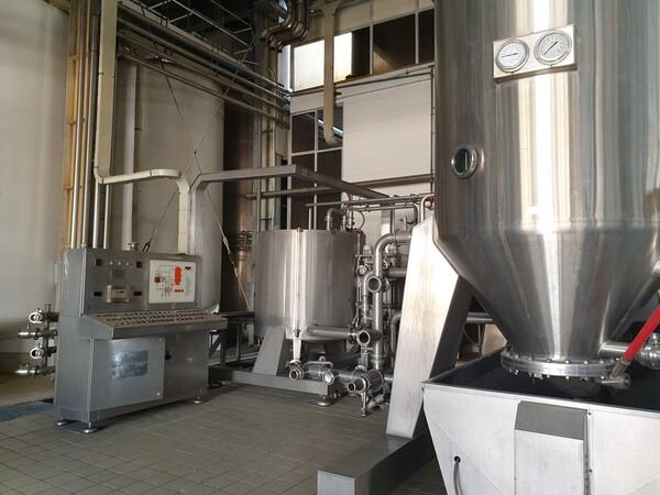 4#6027 Impianto di filtrazione a farina fossile Velo in vendita - foto 4