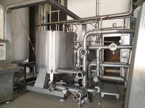 4#6027 Impianto di filtrazione a farina fossile Velo in vendita - foto 5