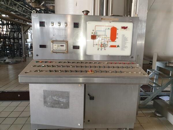 4#6027 Impianto di filtrazione a farina fossile Velo in vendita - foto 7