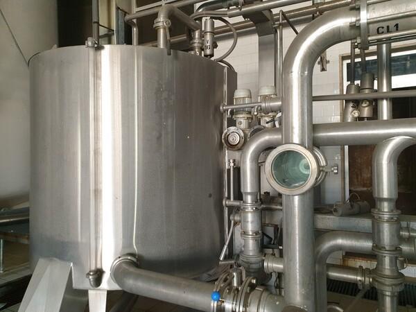 4#6027 Impianto di filtrazione a farina fossile Velo in vendita - foto 9