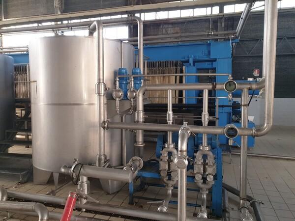 6#6027 Impianto di filtrazione a piastre Velo in vendita - foto 8