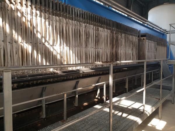 6#6027 Impianto di filtrazione a piastre Velo in vendita - foto 10