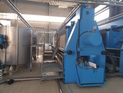 Impianto di filtrazione a piastre Velo - Lotto 7 (Asta 6027)
