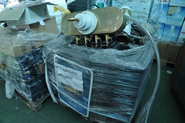 18#6028 Sistemi di spillature e attrezzature per bar e ristoranti in vendita - foto 23