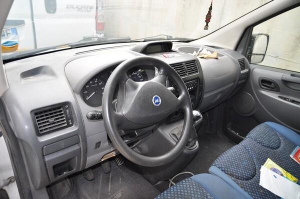 6#6028 Furgone Fiat Scudo e Furgone Fiat Ducato in vendita - foto 6
