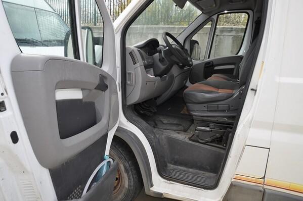 6#6028 Furgone Fiat Scudo e Furgone Fiat Ducato in vendita - foto 13