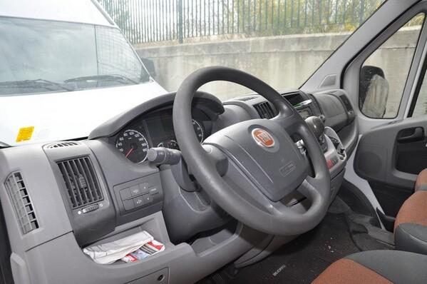 6#6028 Furgone Fiat Scudo e Furgone Fiat Ducato in vendita - foto 15
