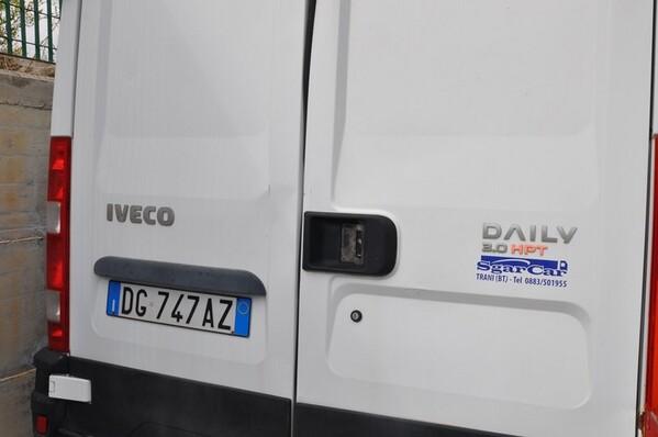 6#6028 Furgone Fiat Scudo e Furgone Fiat Ducato in vendita - foto 31