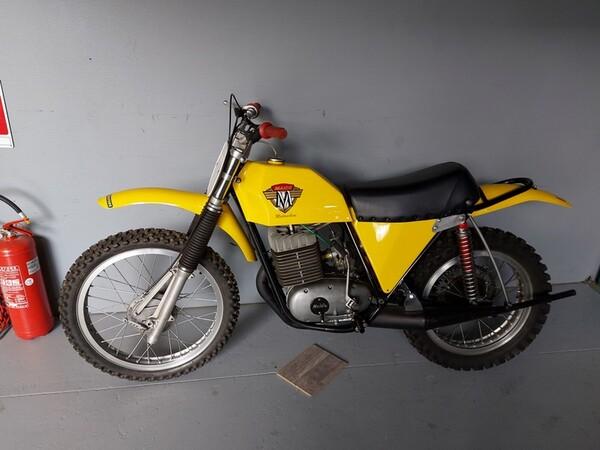 43#6030 Motocross Maico MC360 in vendita - foto 1