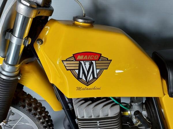 43#6030 Motocross Maico MC360 in vendita - foto 2