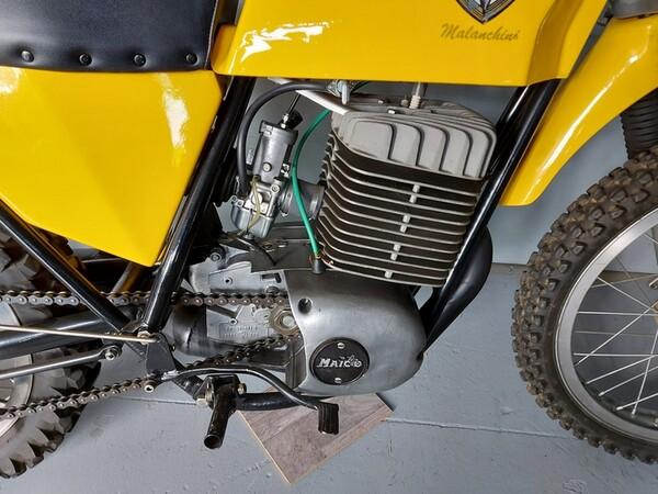 43#6030 Motocross Maico MC360 in vendita - foto 11