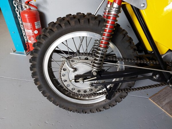 43#6030 Motocross Maico MC360 in vendita - foto 12