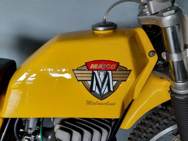 43#6030 Motocross Maico MC360 in vendita - foto 13