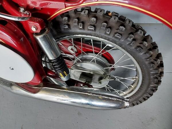 44#6030 Moto Jawa 350 in vendita - foto 3