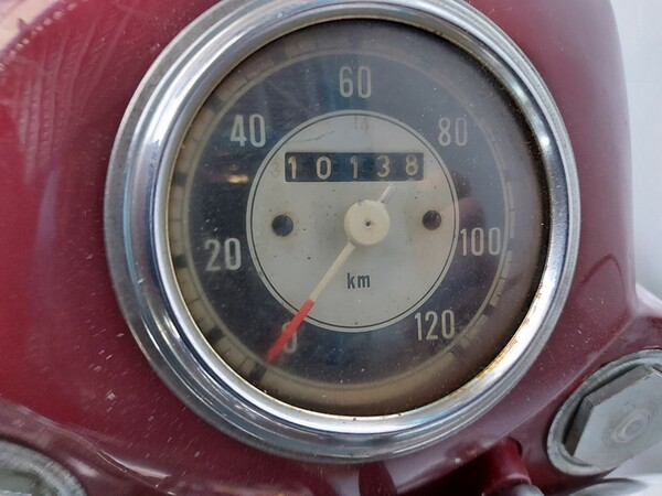 44#6030 Moto Jawa 350 in vendita - foto 5