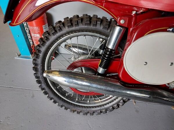 44#6030 Moto Jawa 350 in vendita - foto 12