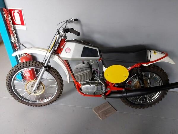 45#6030 Motocross CZ MX400 in vendita - foto 1