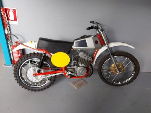 45#6030 Motocross CZ MX400 in vendita - foto 2