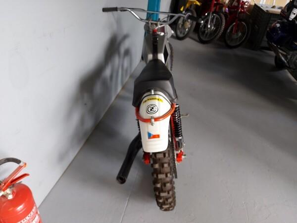 45#6030 Motocross CZ MX400 in vendita - foto 3