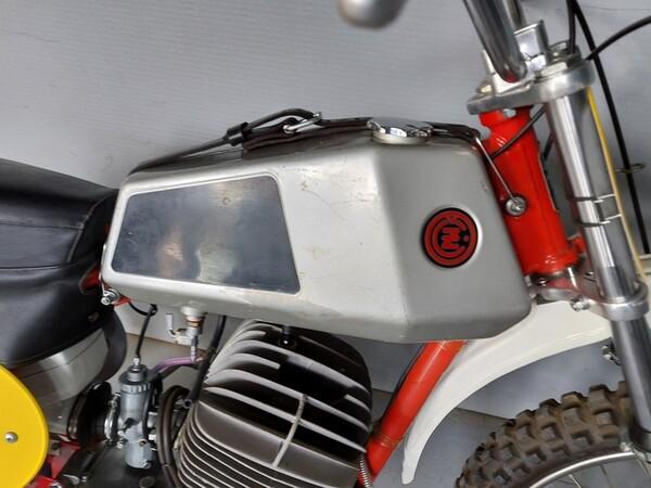 45#6030 Motocross CZ MX400 in vendita - foto 5