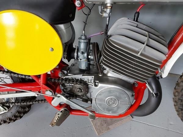 45#6030 Motocross CZ MX400 in vendita - foto 6