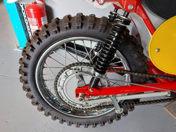 45#6030 Motocross CZ MX400 in vendita - foto 7