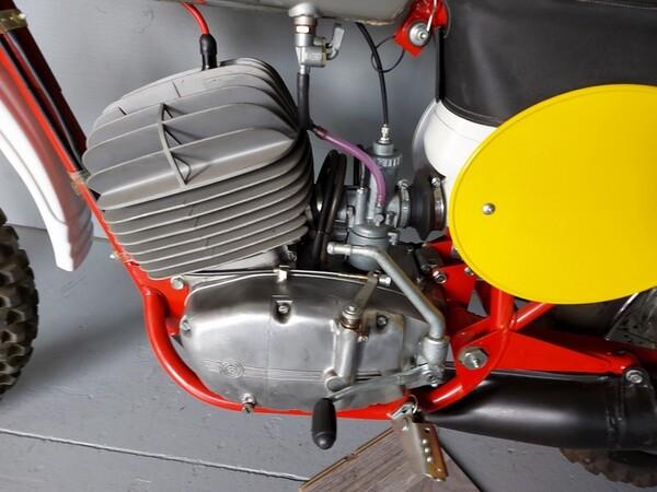45#6030 Motocross CZ MX400 in vendita - foto 8