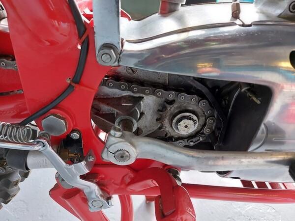 46#6030 Moto Augusta MV 125 in vendita - foto 10