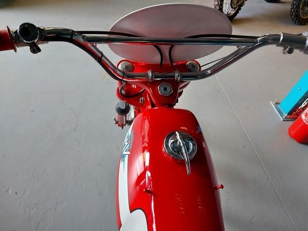 46#6030 Moto Augusta MV 125 in vendita - foto 13