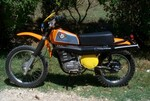 Motociclo Maico 400 - Lotto 47 (Asta 6030)
