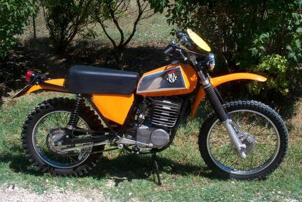 47#6030 Motociclo Maico 400 in vendita - foto 3