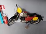 Motociclo MZ ETZ 250/g - Lotto 48 (Asta 6030)