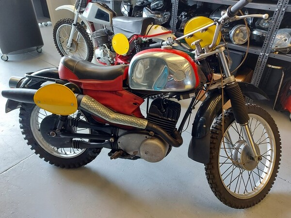 48#6030 Motociclo MZ ETZ 250/g in vendita - foto 2