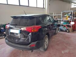 Toyota Rav4 car - Lot 2 (Auction 6033)