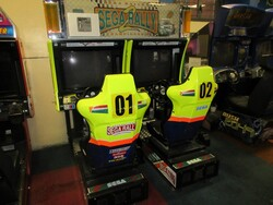 Video games and pool tables - Lot 1 (Auction 6034)