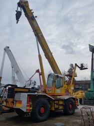 Coles mobile crane - Lot 3 (Auction 6036)