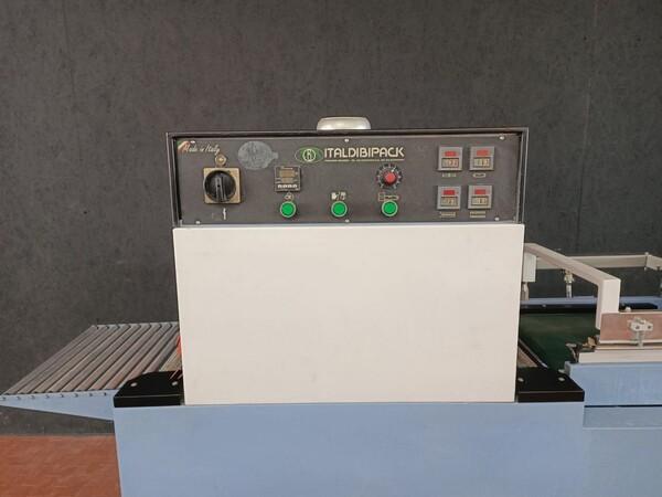 3#6037 Confezionatrice Compatta Italdibipack Espert in vendita - foto 4