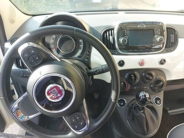 5#6042 Autovettura Fiat 500 in vendita - foto 11