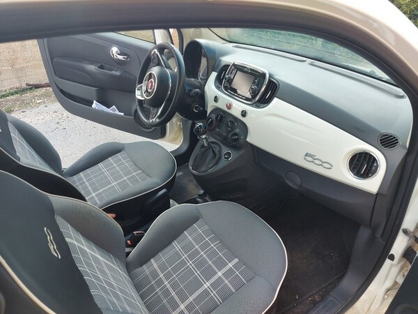 5#6042 Autovettura Fiat 500 in vendita - foto 14
