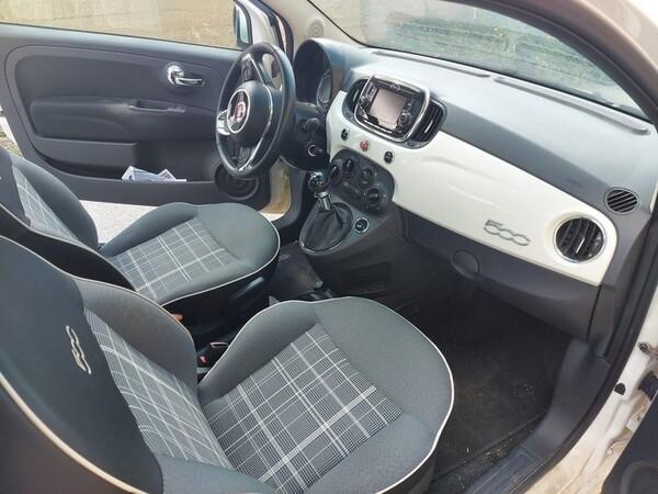5#6042 Autovettura Fiat 500 in vendita - foto 15