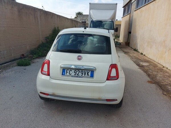 5#6042 Autovettura Fiat 500 in vendita - foto 23