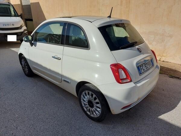 5#6042 Autovettura Fiat 500 in vendita - foto 24