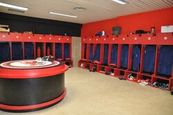 Furniture and equipment for football teams - Lot 1 (Auction 6043)