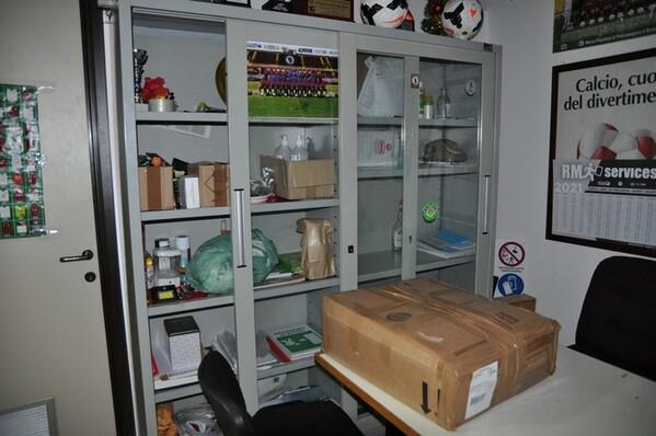 1#6043 Arredi e attrezzature per squadre calcistiche in vendita - foto 95