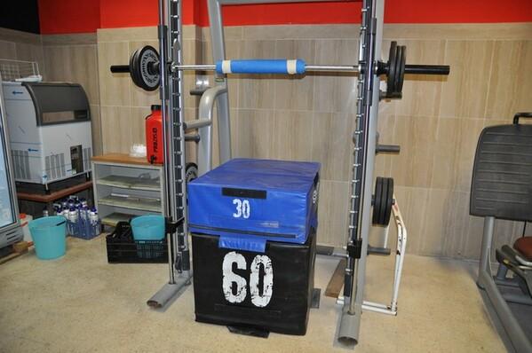 1#6043 Arredi e attrezzature per squadre calcistiche in vendita - foto 119