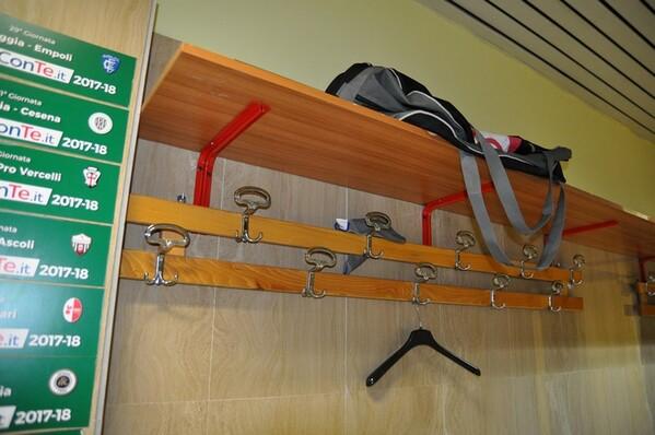 1#6043 Arredi e attrezzature per squadre calcistiche in vendita - foto 129