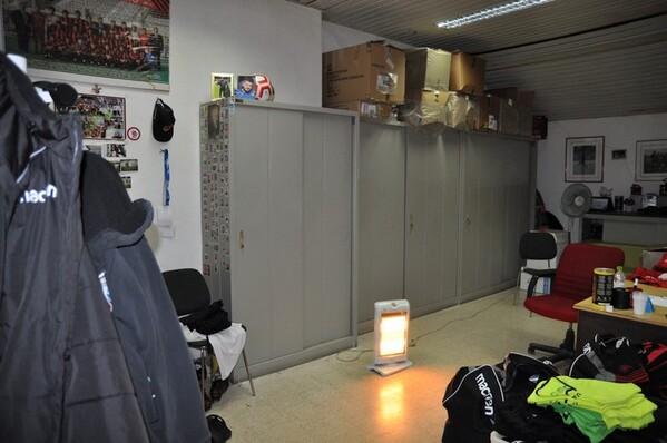 1#6043 Arredi e attrezzature per squadre calcistiche in vendita - foto 150