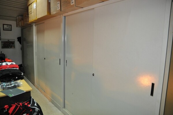 1#6043 Arredi e attrezzature per squadre calcistiche in vendita - foto 151